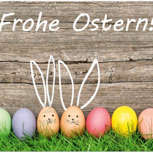 Ostern bei den Kolibris und Spatzen!